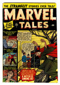 Golden Age (1938-1955):Horror, Marvel Tales #102 (Atlas, 1951) Condition: VG/FN....