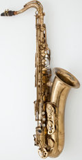 Musical Instruments:Horns & Wind Instruments, 1967 Buffet Super Dynaction Project Brass Tenor Saxophone #13984...