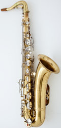 Musical Instruments:Horns & Wind Instruments, 1968 Conn Naked Lady Lacquer Tenor Saxophone #L00911...