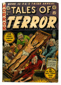 Golden Age (1938-1955):Horror, Tales of Terror Annual #3 (EC, 1953) Condition: Apparent GD 2.0....