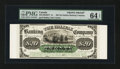 Canadian Currency: , Halifax, NS- The Halifax Banking Company $20 circa 1863 Ch. #335-14-02-02FP Face Proof. ...