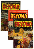 Golden Age (1938-1955):Horror, The Beyond #11-17 and 20 Group (Ace, 1952-53) Condition: AverageVG.... (Total: 8 Comic Books)