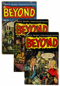 Golden Age (1938-1955):Horror, The Beyond Group (Ace, 1953-55).... (Total: 7 Comic Books)