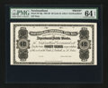 Canadian Currency: , St. John's, NF- Newfoundland Government Cash Note 40¢ 1901-09 Ch.NF-2fp Proof. ...