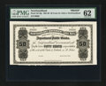 Canadian Currency: , St. John's, NF- Newfoundland Government Cash Note 50¢ 1901-09 Ch.NF-3fp Proof. ...