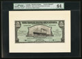 Canadian Currency: , Georgetown, British Guiana- The Royal Bank of Canada $5 (£1-0-10)Jan. 2, 1920 Ch. 630-36-02FP/BP Face and Back Proofs. ... (Total: 2notes)
