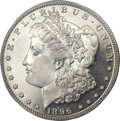Proof Morgan Dollars, 1896 $1 PR66 Deep Cameo PCGS. CAC....