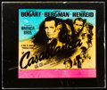 "Movie Posters:Academy Award Winners, Casablanca (Warner Brothers, 1942). Glass Slide (2.5"" X 3""). Academy Award Winners.. ..."
