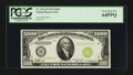 Small Size:Federal Reserve Notes, Fr. 2221-B $5000 1934 Federal Reserve Note. PCGS Very Choice New 64PPQ.. ...