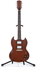 Musical Instruments:Electric Guitars, 1964 Gibson SG Jr. Refinished Solid Body Electric Guitar #222235...
