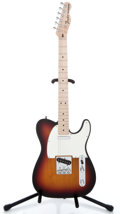 Musical Instruments:Electric Guitars, 2007 Fender HWY 1 Telecaster Sunburst Solid Body Electric Guitar#Z7273819...