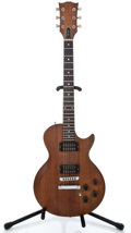 Musical Instruments:Electric Guitars, 1979 Gibson The Paul Walnut Solid Body Electric Guitar #72369586...