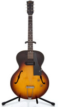 Musical Instruments:Electric Guitars, 1959 Gibson ES125T Project Sunburst Semi-Hollow Body ElectricGuitar #S7845 19...