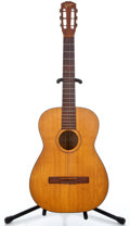 Musical Instruments:Acoustic Guitars, 1960's Goya G-10 Natural Classical Guitar #245378...