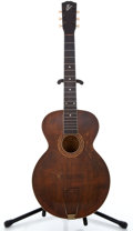 Musical Instruments:Acoustic Guitars, 1912 Gibson L Walnut Acoustic Guitar #11331...