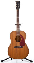 Musical Instruments:Acoustic Guitars, 1969 Gibson LG-0 Mahogany Acoustic Guitar #822597...
