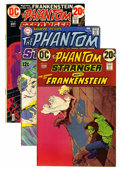 Bronze Age (1970-1979):Horror, The Phantom Stranger Group (DC, 1969-75) Condition: Average NM-....(Total: 9 Comic Books)