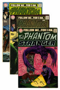 Bronze Age (1970-1979):Horror, The Phantom Stranger Group (DC, 1969-75) Condition: Average VF+....(Total: 14 Comic Books)