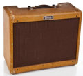 Musical Instruments:Amplifiers, PA, & Effects, 1955 Fender Deluxe Guitar Amplifier, #D01123....