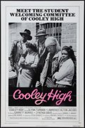 "Movie Posters:Blaxploitation, Cooley High (American International, 1975). One Sheet (27"" X 41"")Style B. Blaxploitation.. ..."