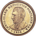 Commemorative Gold, 1904 G$1 Lewis and Clark MS66 NGC....