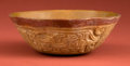 American Indian Art:Pottery, Veracruz Mold Made Bowl ...