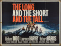 """Movie Posters:War, The Long and the Short and the Tall and Other Lot (Warner-Pathé,1961). British Quads (2) (30"""" X 40""""). War.. ... (Total: 2 Items)"""