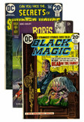 Silver Age (1956-1969):Horror, Miscellaneous Silver/Bronze Age Horror Group (Various Publishers,1964-78) Condition: Average VF.... (Total: 26 Comic Books)