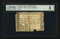 Colonial Notes:North Carolina, North Carolina May 17, 1783 10s PMG Good 4 Net.. ...