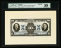 Canadian Currency: , Toronto, ON- Imperial Bank of Canada $10 Nov. 1, 1933 Ch.#375-20-04aFP Face Proof . ...