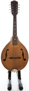 Musical Instruments:Banjos, Mandolins, & Ukes, 1950's Gibson A Project Refinished Mandolin #13020...