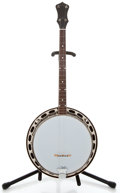 Musical Instruments:Banjos, Mandolins, & Ukes, Home Built Parts Gibson Tenor Banjo #9330-57...