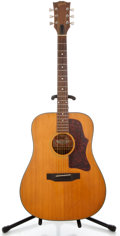 Musical Instruments:Acoustic Guitars, 1974 Gibson J 50 Deluxe Natural Acoustic Guitar #A245726...