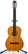 Musical Instruments:Acoustic Guitars, 1980's Yamaha G50 Natural Classical Guitar #922925...