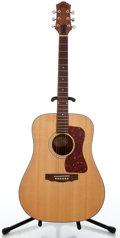 Musical Instruments:Acoustic Guitars, 1990's Guild D4G Natural Acoustic Guitar #AD409459...
