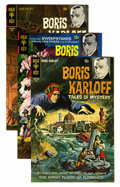 Silver Age (1956-1969):Horror, Boris Karloff Tales of Mystery File Copies Group (Gold Key,1965-79) Condition: Average VF+.... (Total: 39 Comic Books)