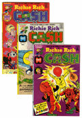 Bronze Age (1970-1979):Cartoon Character, Richie Rich Cash #1-47 File Copy Short Box Group (Harvey, 1970-79)Condition: Average NM-.... (Total: 114 Comic Books)