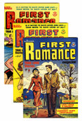 Golden Age (1938-1955):Romance, First Romance File Copies Group (Harvey, 1949-58) Condition:Average VF.... (Total: 48 Comic Books)