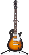 Musical Instruments:Electric Guitars, Recent Gretsch Synchromatic Sunburst Solid Body Electric Guitar ...
