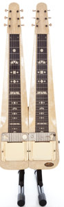 Musical Instruments:Lap Steel Guitars, 1952 Supro Double Six MOTS Lap Steel Guitar #X10897...