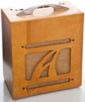 Musical Instruments:Amplifiers, PA, & Effects, 1950's Alamo Five Natural Guitar Amplifier ...
