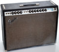 Musical Instruments:Amplifiers, PA, & Effects, Early 1970's Fender Twin Reverb Silverface Guitar Amplifier#A22757...