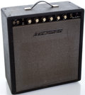 Musical Instruments:Amplifiers, PA, & Effects, 1970's Traynor Guitar Mate Reverb YGM-3 Black Guitar Amplifier#4033482...