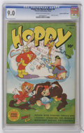 Golden Age (1938-1955):Funny Animal, Hoppy the Marvel Bunny #6 Crowley Copy/File Copy (Fawcett, 1946)CGC VF/NM 9.0 Cream to off-white pages....