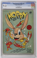 Golden Age (1938-1955):Funny Animal, Hoppy the Marvel Bunny #10 Crowley Copy pedigree (Fawcett, 1947)CGC NM- 9.2 Cream to off-white pages....
