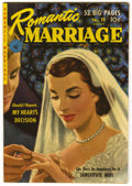 "Golden Age (1938-1955):Romance, Romantic Marriage #11 Davis Crippen (""D"" Copy) pedigree(Ziff-Davis, 1952) Condition: VF...."