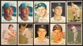 """Baseball Cards:Lots, 1957 Topps Baseball High Grade Collection Collection (187) - A """"Pack Fresh"""" Assembly!..."""