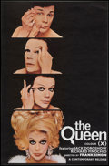 """Movie Posters:Documentary, The Queen (Grove Press, 1968). British Double Crown (20"""" X 30""""). Documentary.. ..."""