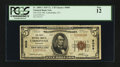 National Bank Notes:Colorado, Carbondale, CO - $5 1929 Ty. 1 The First NB Ch. # 9009. ...