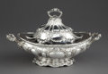Silver Holloware, American:Vegetable Dish, A GORHAM SILVER COVERED VEGETABLE SERVING DISH . GorhamManufacturing Co., Providence, Rhode Island, circa 1904. Marks:(lio...